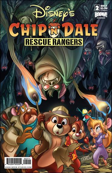 Chip 'n' Dale Rescue Rangers (2010) 2-A by Kaboom!
