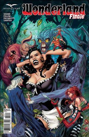 Grimm Fairy Tales Presents Wonderland 51-A