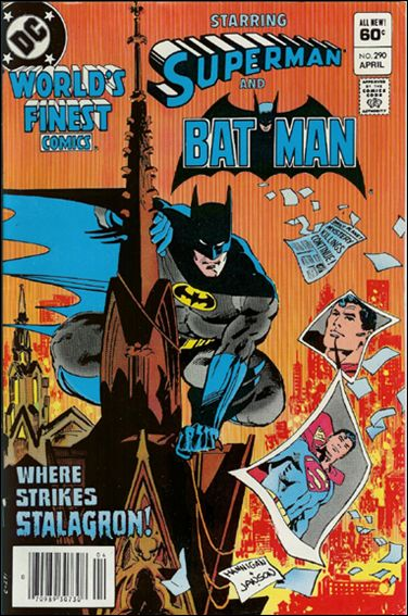 World's Finest Comics 290-A by DC