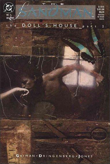 Sandman (1989) 11-A by Vertigo