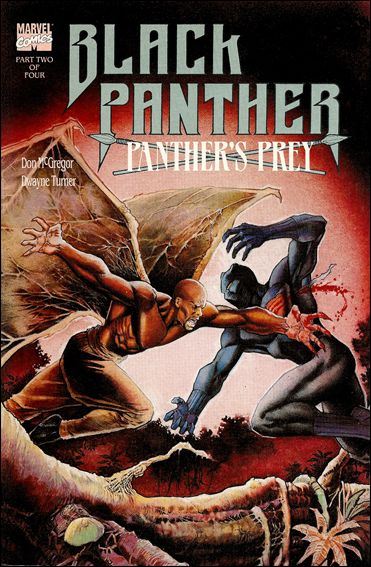 Black Panther: Panther's Prey 2-A by Marvel