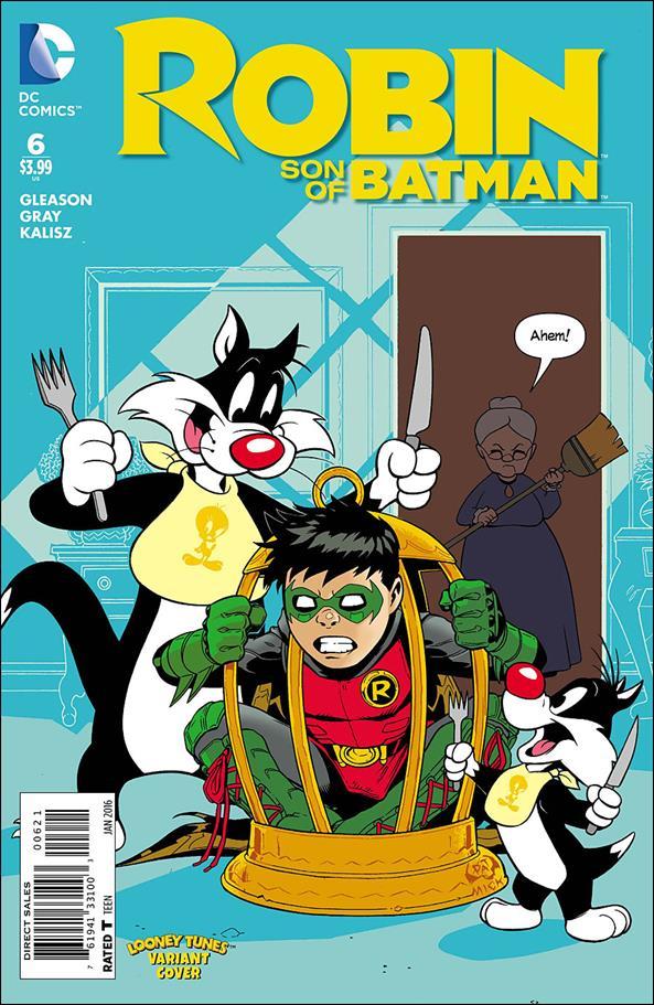 Robin: Son of Batman 6-B by DC