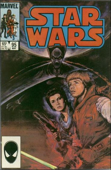 Star Wars (1977) 95-A by Marvel