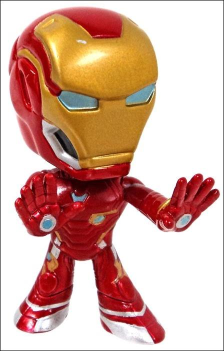 Avengers Infinity War Mystery Minis Iron Man 1:6 by Funko