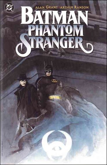 Batman/Phantom Stranger 1-A by DC