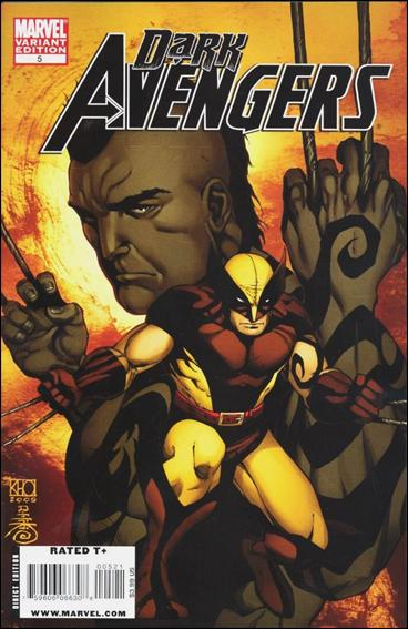 Dark Avengers (2009) 5-B by Marvel