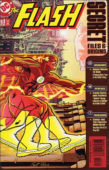 Flash: Secret Files and Origins 3-A by DC