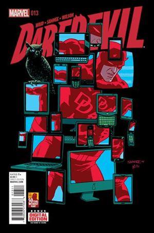 Daredevil (2014) 13-A