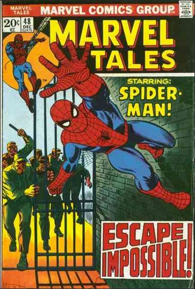 Marvel Tales (1966) 48-A by Marvel