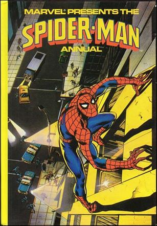 Spider Man Annual 1980 A Jan 1980 Hard Cover By Marvel Uk