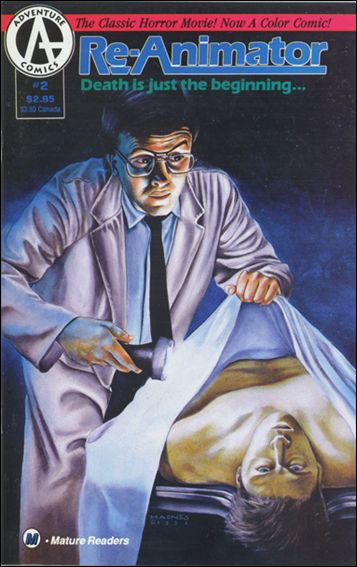 Re-Animator (1991) 2-A by Aircel