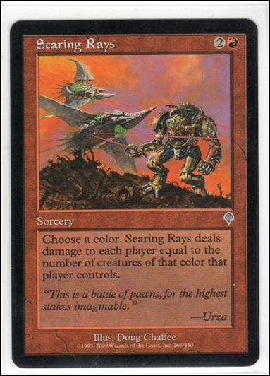 Magic the Gathering: Invasion (Base Set)165-A by Wizards of the Coast