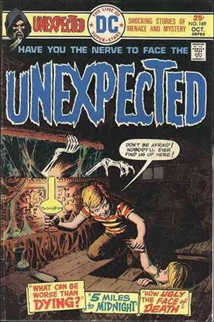 Unexpected (1968) 169-A