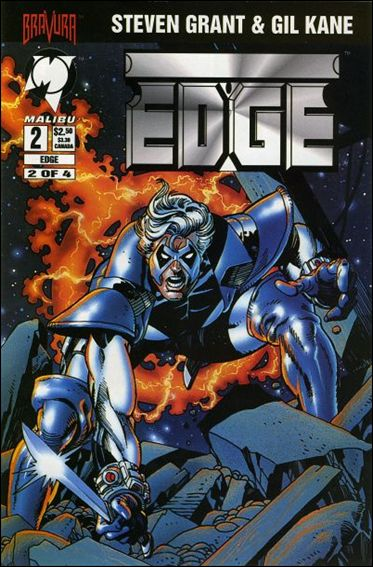 Edge (1994) 2-A by Malibu
