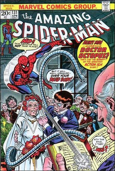Amazing Spider-Man (1963) 131-A by Marvel