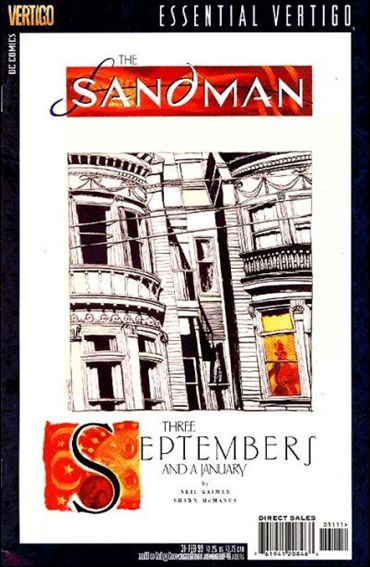 Essential Vertigo: The Sandman 31-A by Vertigo