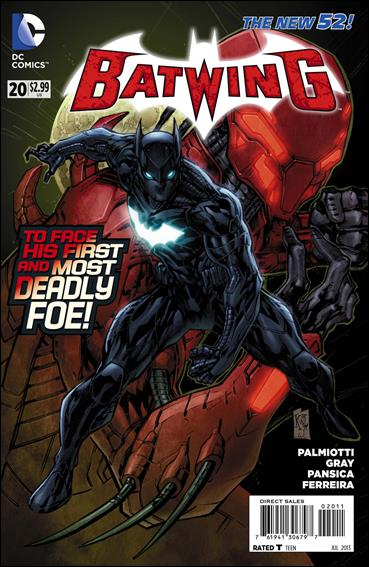 Batwing 20-A by DC
