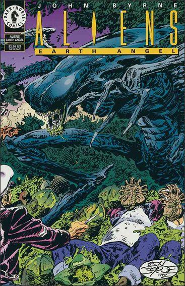 Aliens: Earth Angel 1-A by Dark Horse