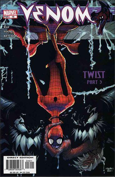 Venom (2003) 16-A by Marvel