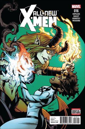 All-New X-Men (2016) 16-A