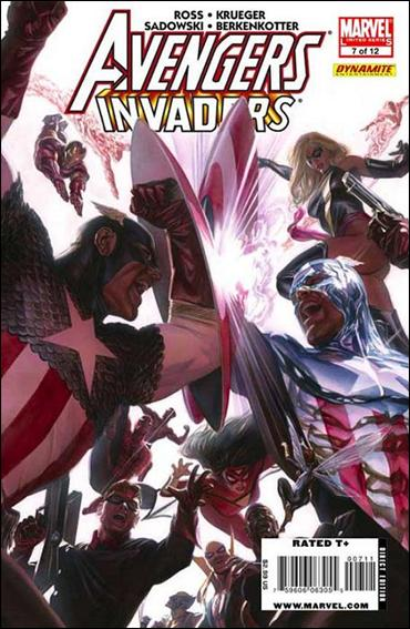 Avengers/Invaders 7-A by Marvel