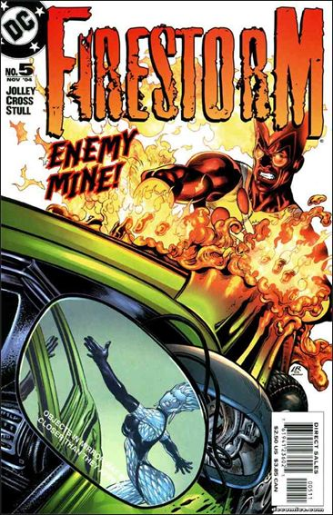 Firestorm (2004) 5-A by DC
