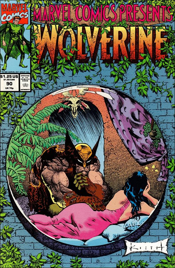 Marvel Comics Presents (1988) 90-A by Marvel