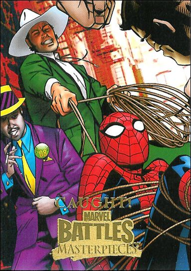 2008 Marvel Masterpieces: Series 3 (Base Set) 49-A by SkyBox