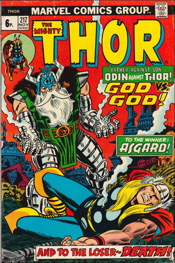 Thor (1966) 217-B by Marvel