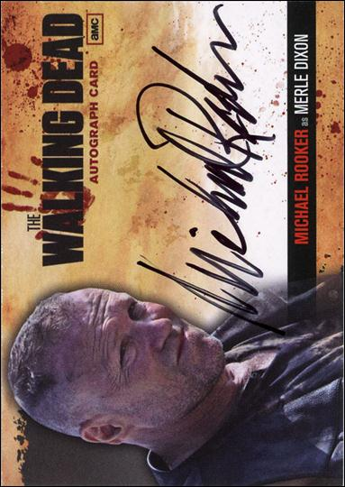Walking Dead (Autograph Subset) A14-A by Cryptozoic Entertainment