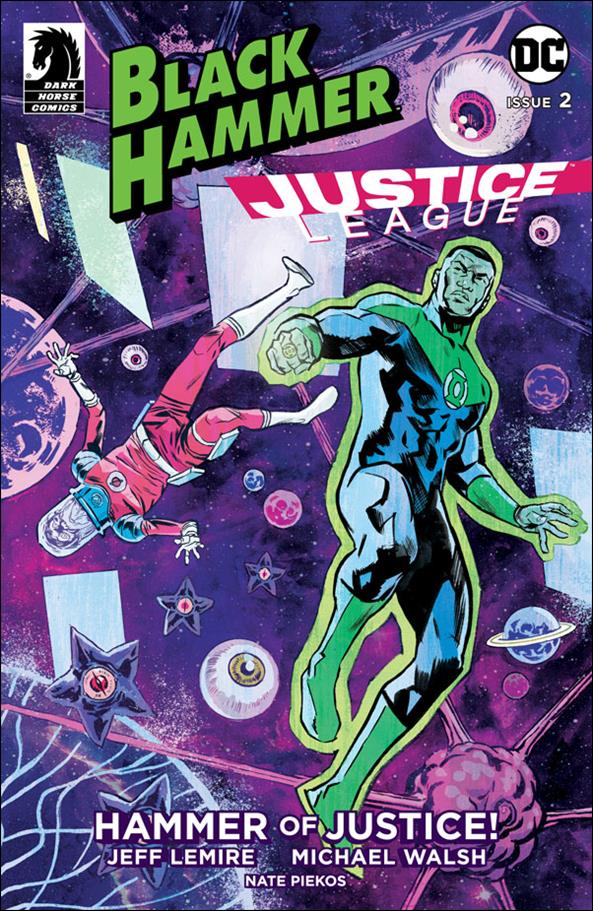 Black Hammer/Justice League: Hammer of Justice! 2-A by Dark Horse