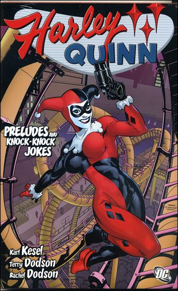 Harley Quinn: Preludes and Knock-Knock Jokes nn-A by DC