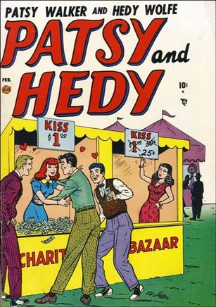 Patsy and Hedy 1-A