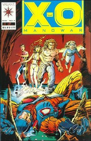 X-O Manowar (1992) 4-A