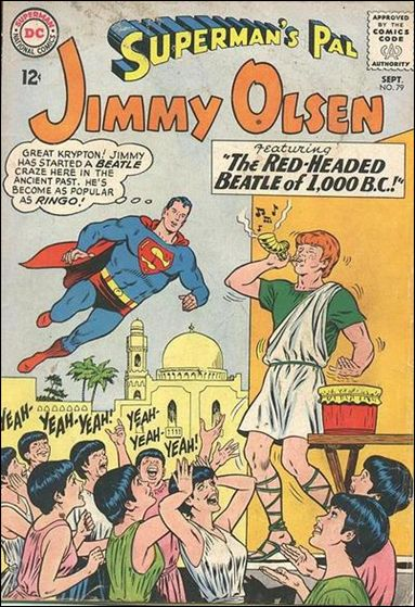 Superman's Pal Jimmy Olsen 79-A by DC