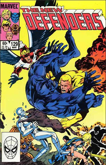 Defenders (1972) 129-A by Marvel