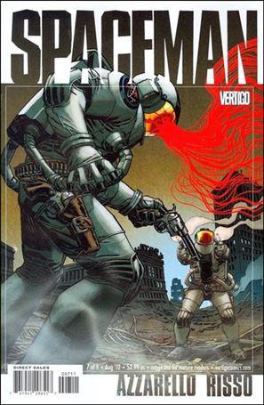 Spaceman (2011) 7-A