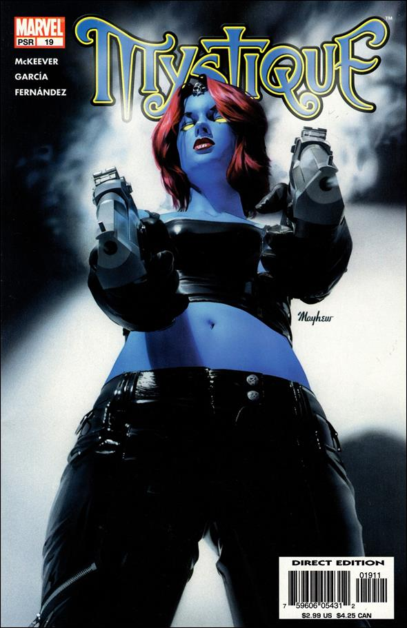 Mystique 19-A by Marvel
