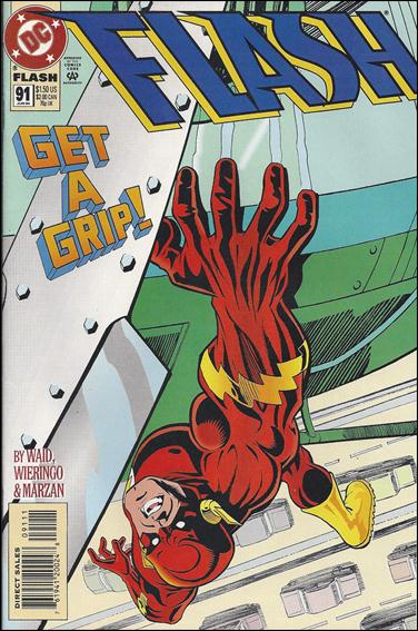 Flash (1987) 91-A by DC