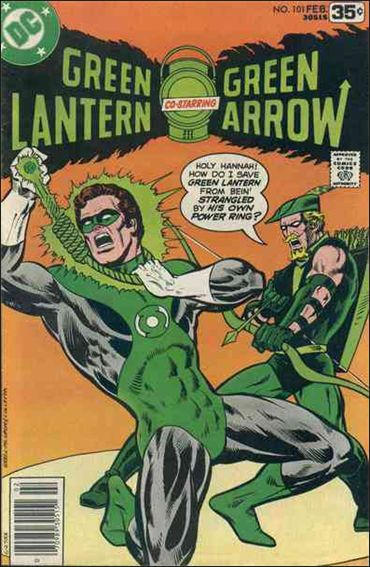 Green Lantern (1960) 101-A by DC
