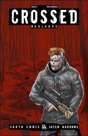 Crossed: Badlands 2-D by Avatar Press