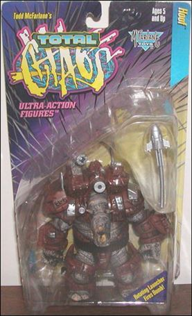Total Chaos (Series 1) Hoof (Red Armor)