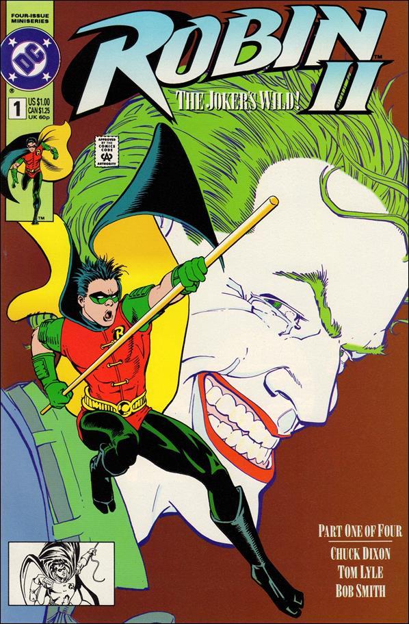Robin II 1-A by DC