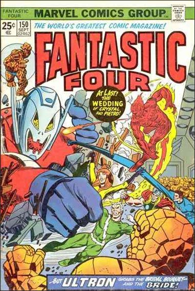 Fantastic Four (1961) 150-A by Marvel