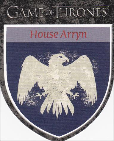 Game of Thrones: Season One (The Houses Subset) H6-A by Rittenhouse