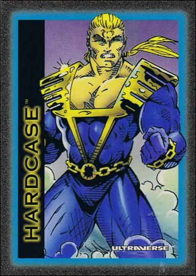 Ultraverse: Series 1 (Base Set) 16-A by SkyBox