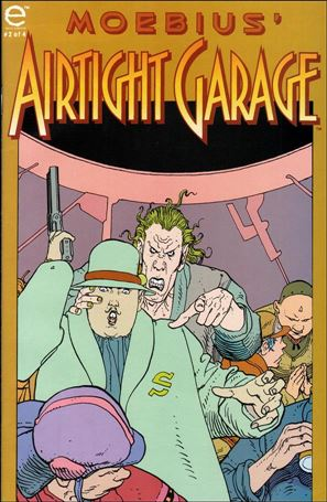 Airtight Garage 2-A