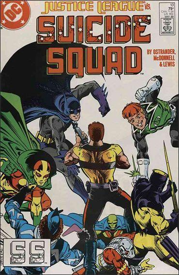 Suicide Squad (1987) 13-A by DC