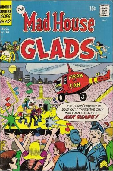 Madhouse Glads 74-A by Archie