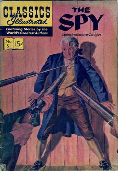 Classic Comics/Classics Illustrated 51-G by Gilberton